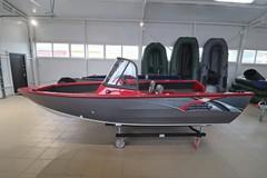 Windboat 45 DC EVO FISH - новинка 2020 года в размере 4,5 метров