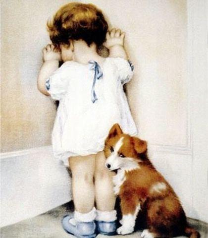 Идеально послушных детей не бывает