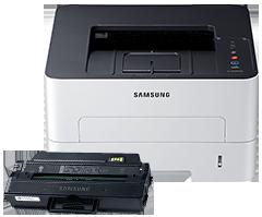 Apex выпускает чипы для новых принтеров Samsung