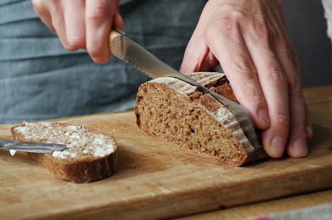 Хлеб-минималист с 1% закваски