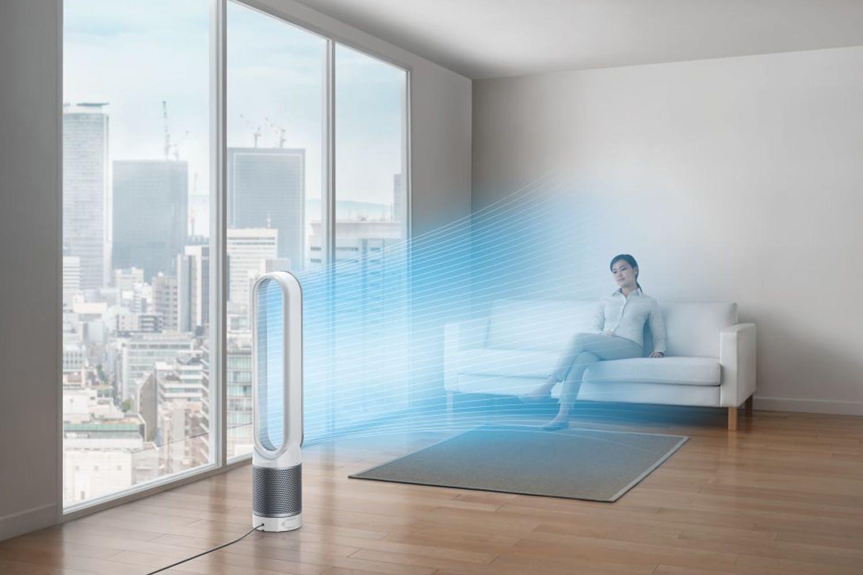 Dyson предложил российскому рынку вентилятор/очиститель Pure Cool™