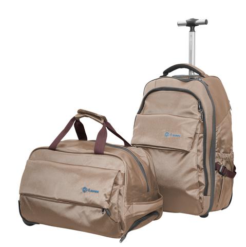 Дорожные сумки и рюкзаки на колесах – дань моде или необходимость
