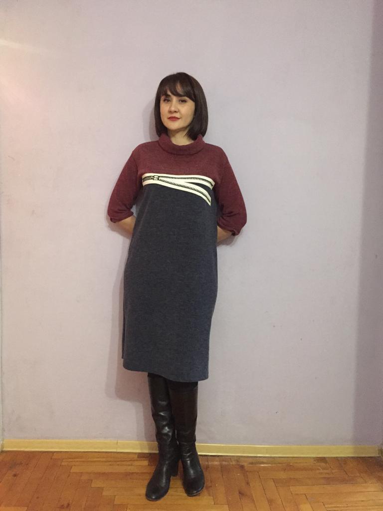 Отзыв о платье 5749