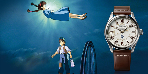 Новое творение от Presage передает ностальгию по шедеврам японской анимации.