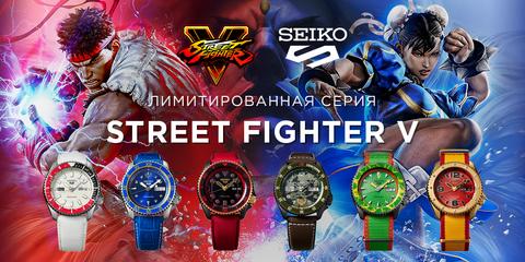Seiko 5 Sports предлагает широкий выбор и надежных механических часов