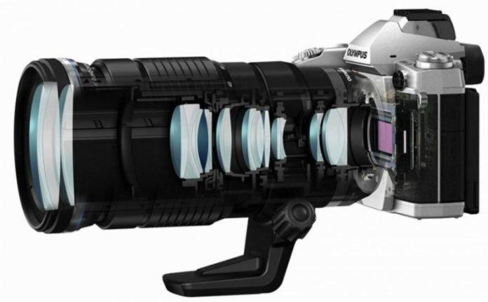 Объектив Olympus 40-150mm F/4 представят в 2022 году