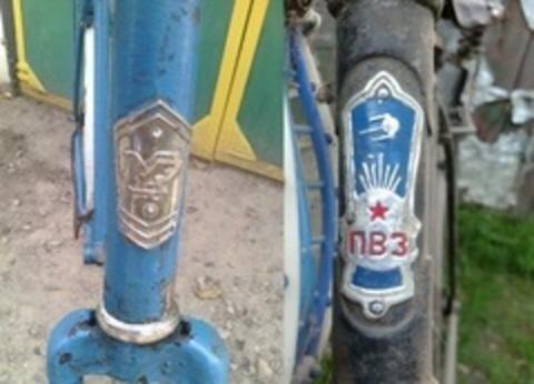 Велосипеды из СССР - Кама и Десна