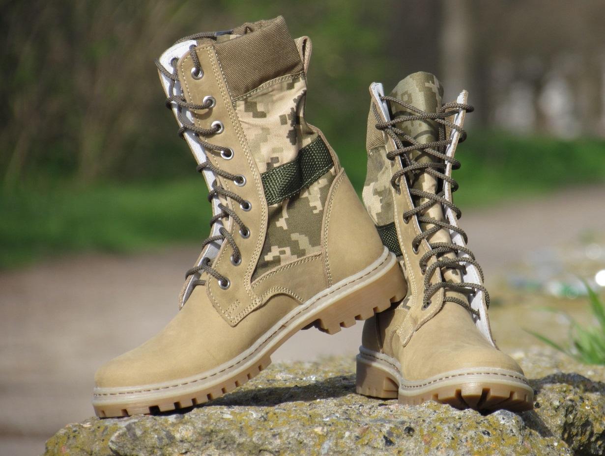 Армейская обувь не подведет
