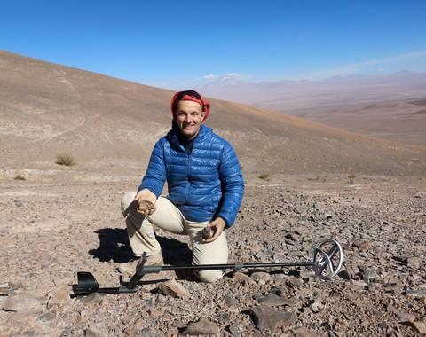 Поиск метеорита Имилак
