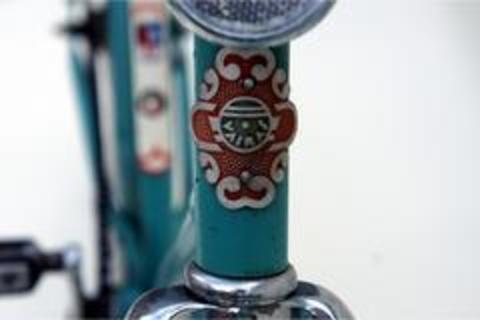 Велосипеды из СССР - Орлёнок и Салют