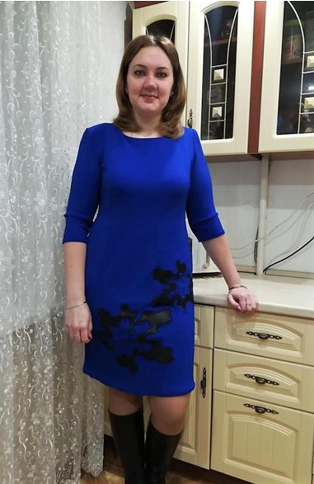 Отзыв о платье 5695 (1)