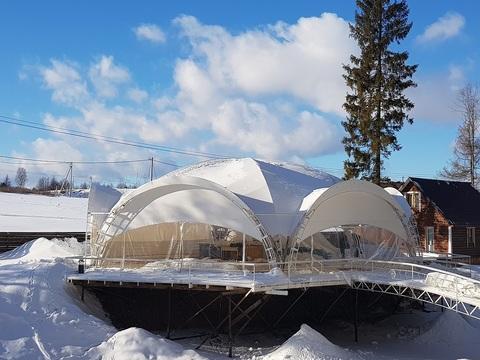 Как выбрать шатёр?