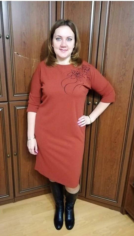 Отзыв о платье 5709