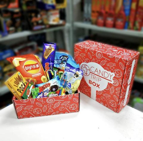 Снова в наличии Candy Trip BOX!