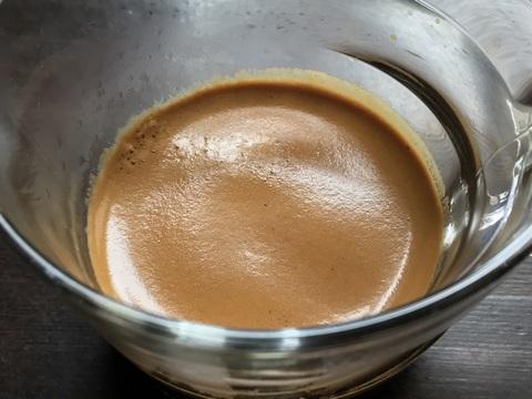 Крема в эспрессо