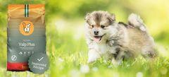 Кормление щенка