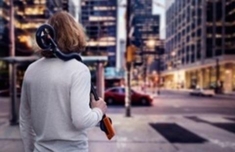 Как передвигаться на самокате в городе