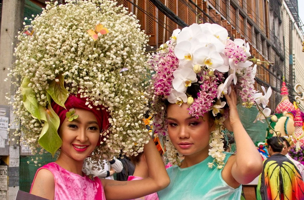 Фестиваль цветов!