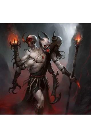 Демонически горячий соус Unholy Trinity