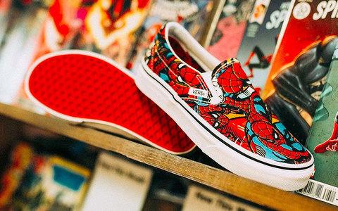 Vans выпустили коллекцию по мотивам «Мстителей»