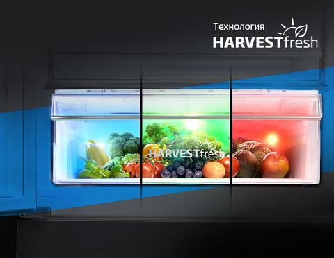 Инновационная технология HarvestFresh в холодильниках Beko