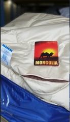 Одеяло из шерсти верблюда Монголия и не только...