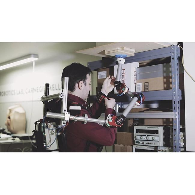 Дополнительная роборука для захвата и удержания предметов