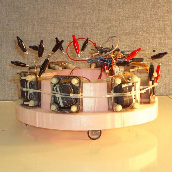 Создан робот, перерабатывающий глюкозу