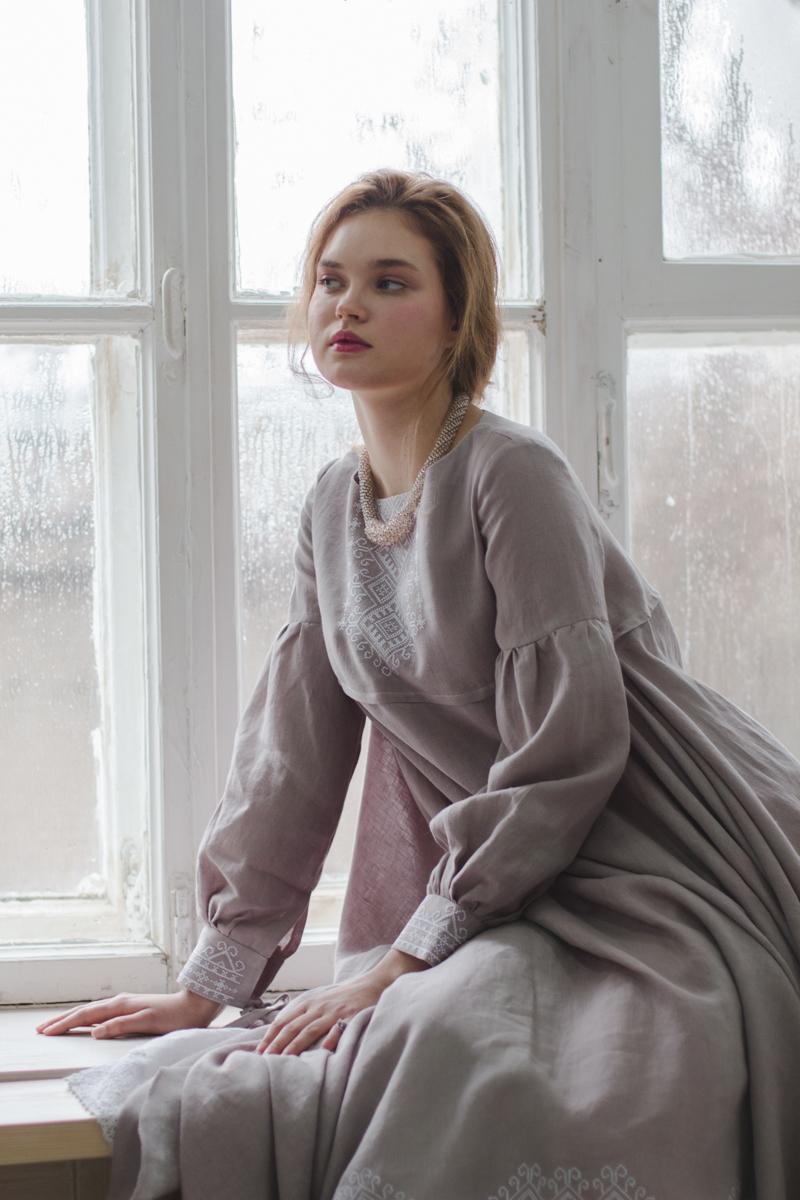 Обзор коллекции женской одежды из натурального льна