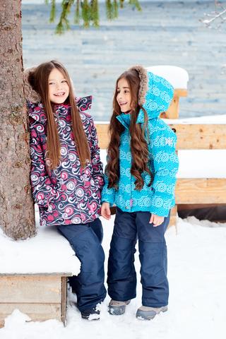Как выбрать зимний комплект Premont?