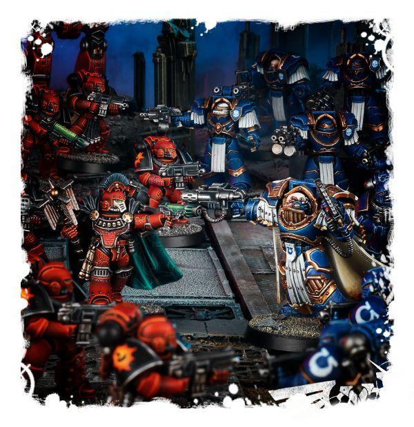 Новинки для Warhammer 40 000 так и для Warhammer Age of Sigmar уже в предварительном заказе!