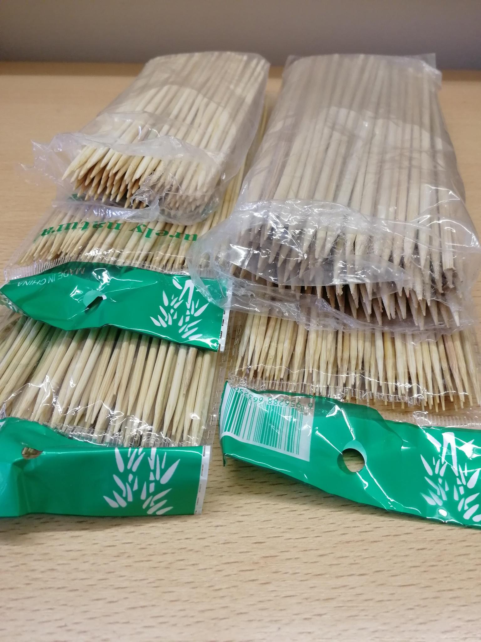 Поступление бамбуковых шпажек в интернет-магазин Bloompak .ru