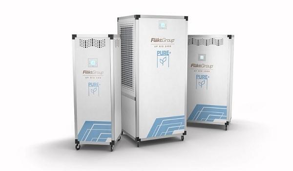 Аппараты обеззараживания воздуха от коронавируса испытаны во Франции