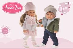 Как выбрать куклу от Juan Antonio Munecas?