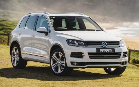 Ремонт пневмоподвески Volkswagen Touareg