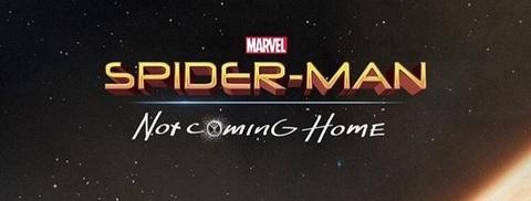 Название сиквела «Человека-паука: Возвращение домой»