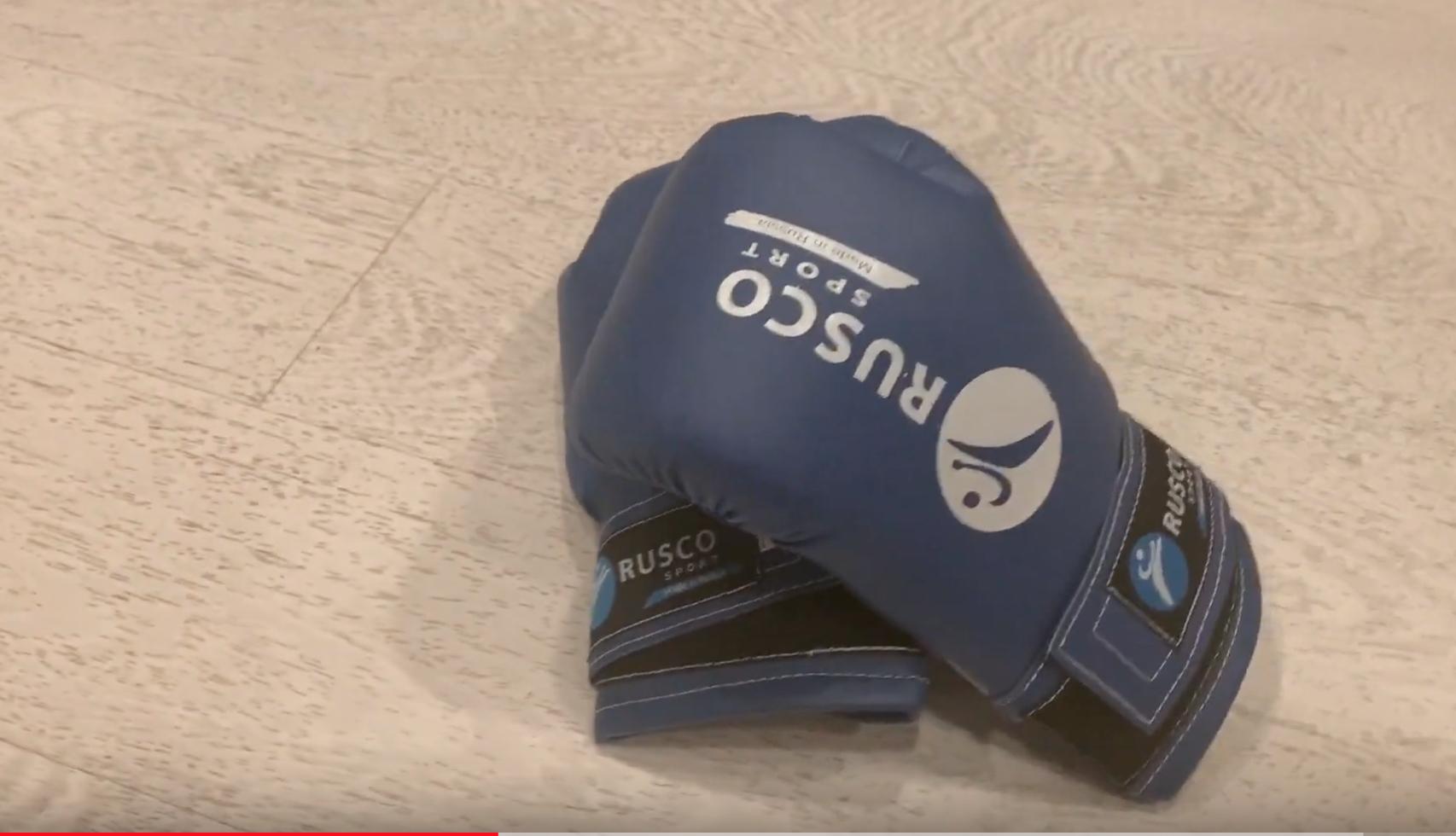 Обзор дешевых боксерских перчаток Rusco