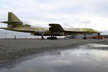 Обновленная версия Ту-160 станет эффективнее в 2,5 раза