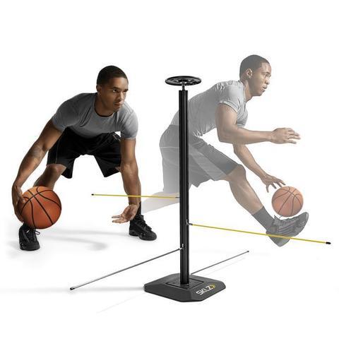 Баскетбольные упражнения с тренажером для дриблинга SKLZ Dribble Stick