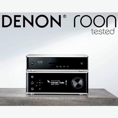 Denon прошел проверку Roon