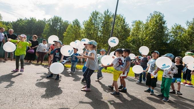 «Умничка» оказала благотворительную помощь детским учреждениям на 2 млн рублей