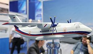 Ил-112 готов к полету