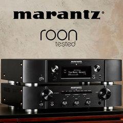 Marantz прошел проверку Roon