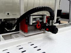 Пример ремонта лебедки или важность правильной её установки.