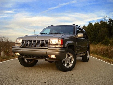 Ремонт пневмоподвески Jeep Grand Cherokee