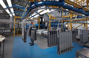 Итальянская Fondital запустила завод радиаторов отопления под Липецком