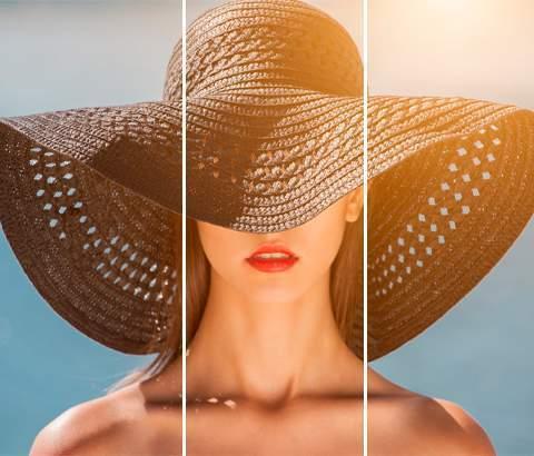 Пляжные локоны: укладка с солевым спреем для волос