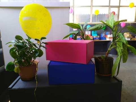 Babybox — собираем презент для новорожденного!
