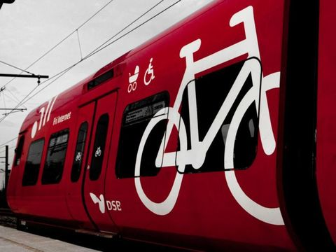 Как взять с собой велосипед в поезд