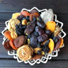 Лесная Красавица - натуральные сушеные фрукты